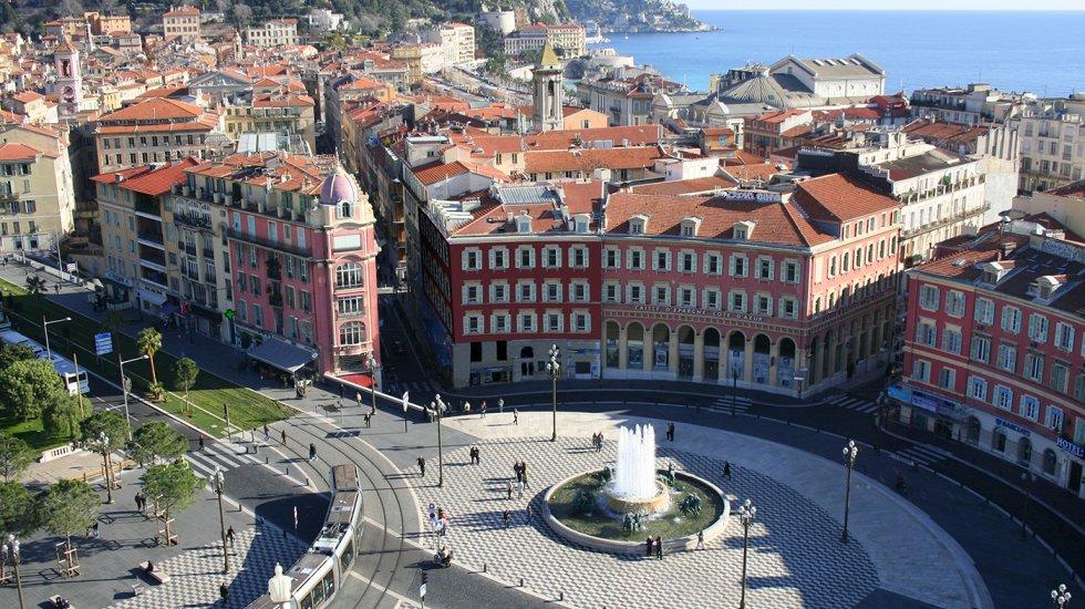 La ciudad de Niza