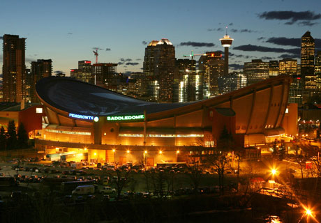 Pengrowth Saddledome