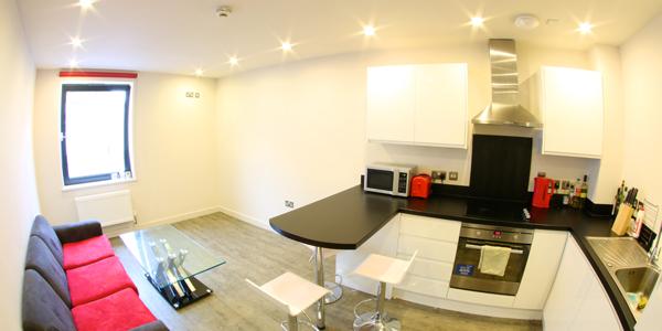 Cocina Standard Residence