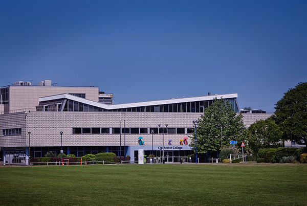 Nuestro college en Chichester