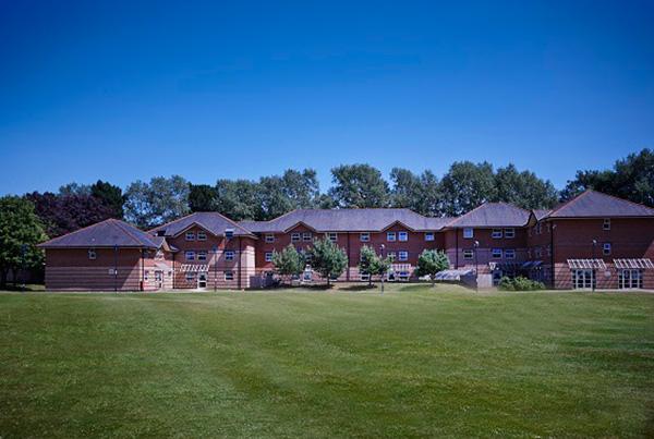 Vistas de nuestra residencia en Chichester