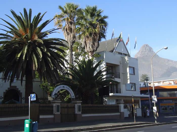 La escuela de Ciudad del Cabo