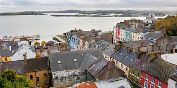 Panorámica de Cork