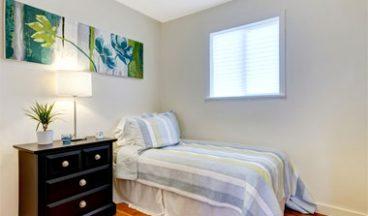 Dormitorio individual (familia anfitriona)