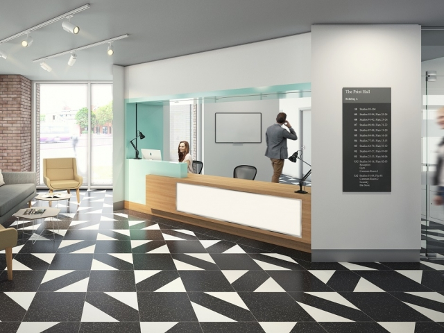 Standard Print Hall Residence
