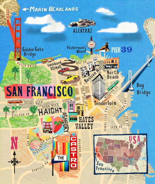 SF place to visit
