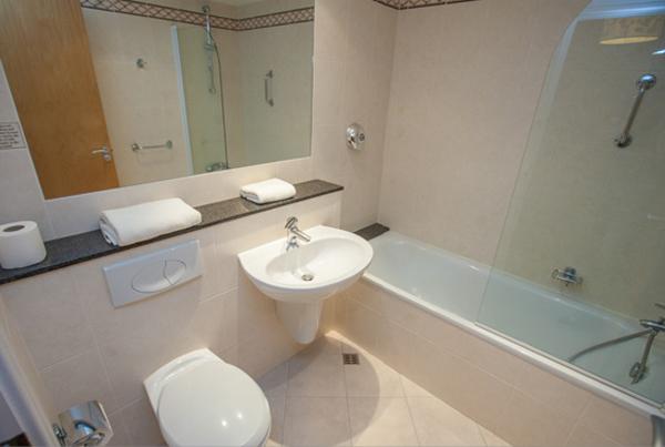 Baño apartamento Galway Adultos