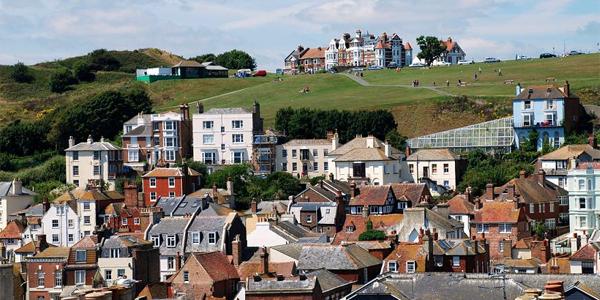 Vistas de Hastings