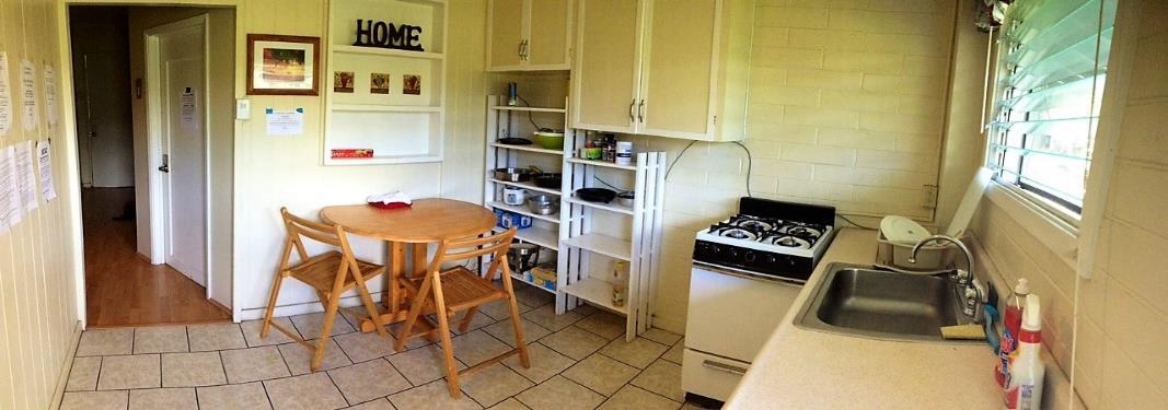 Cocina_comedor Residencia