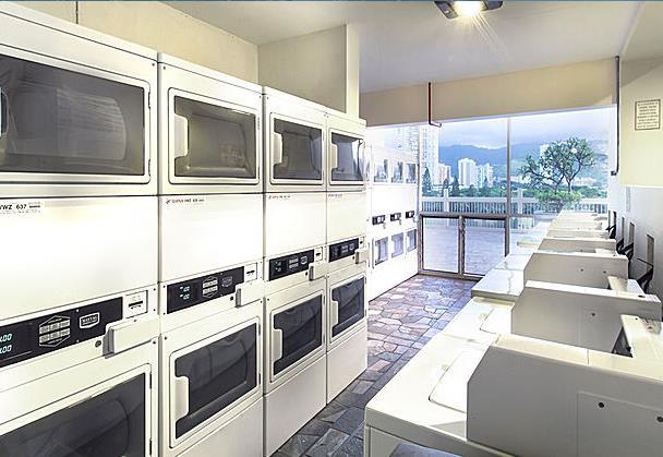 Lavandería apartamentos