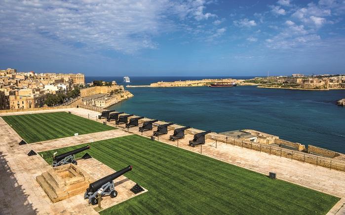 Valletta_Upper Barakka Gardens