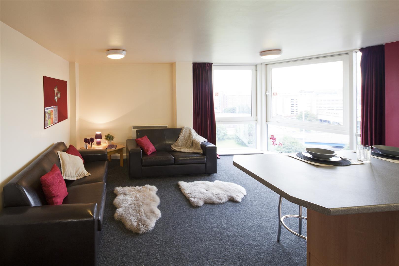 Salón común - Apartamento
