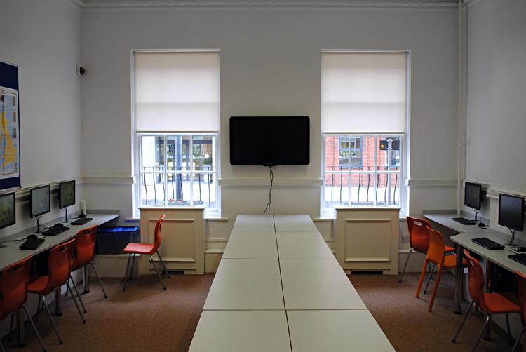 instalaciones de la escuela