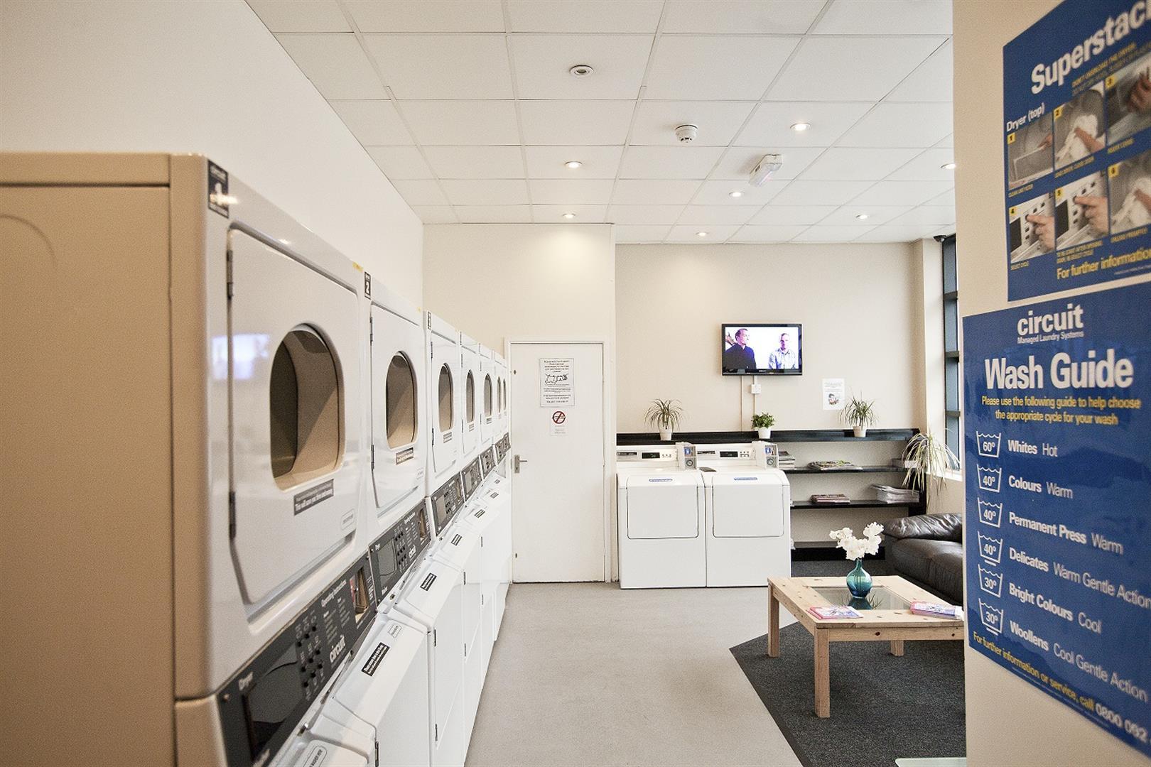 lavandería 2