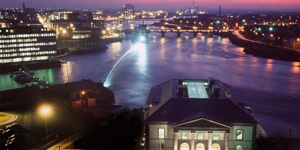 Limerick de noche