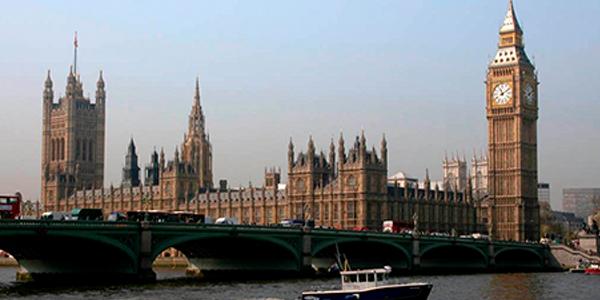 El Big Ben y el Parlamento