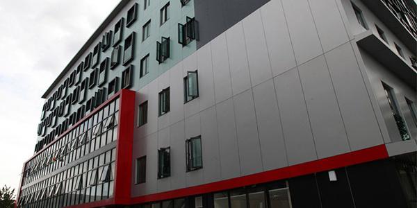 Residencia bethnal edificio