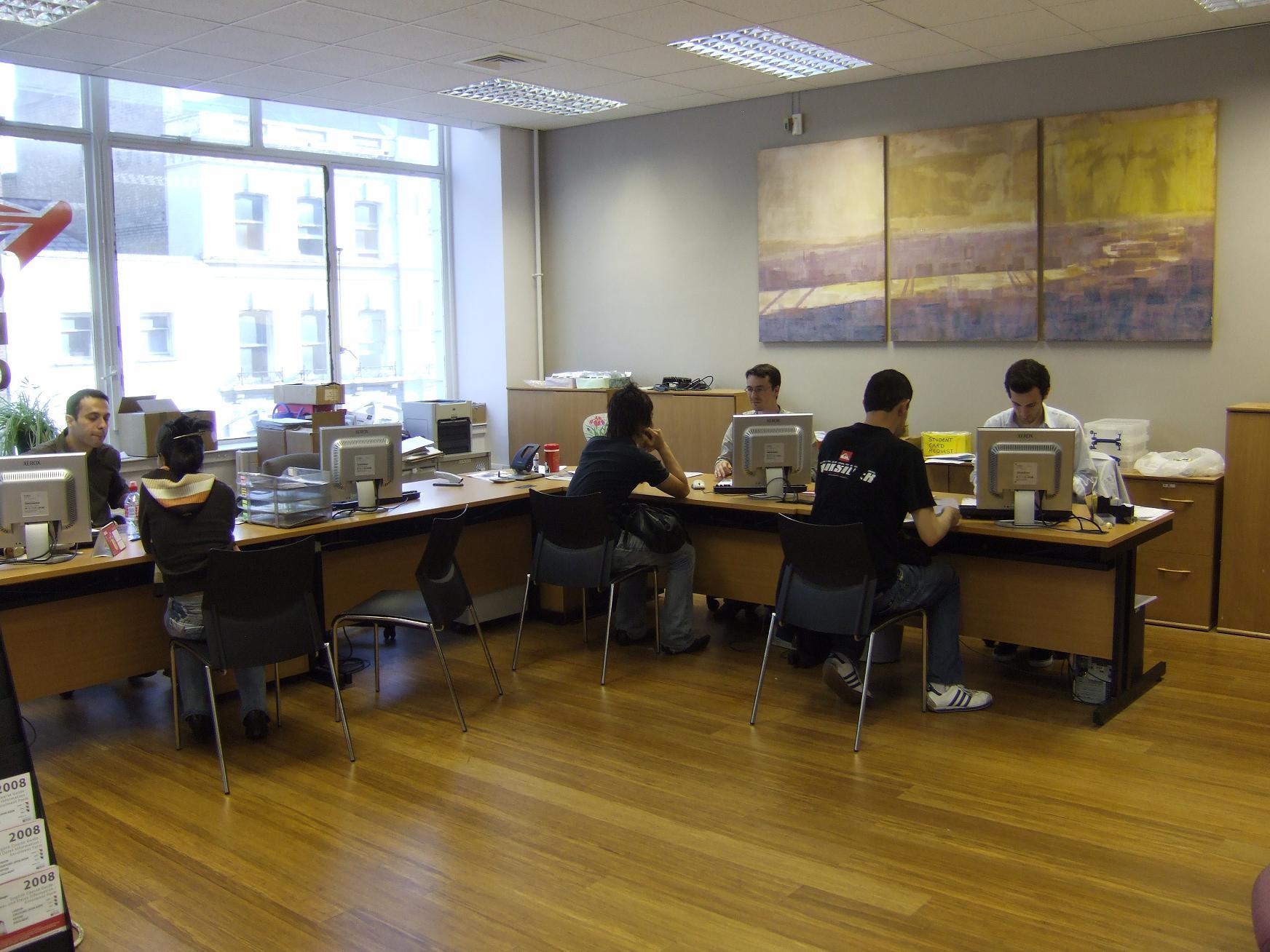 Escuela Londres Centro