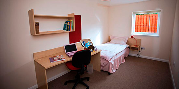 Ramsay hall habitación individual