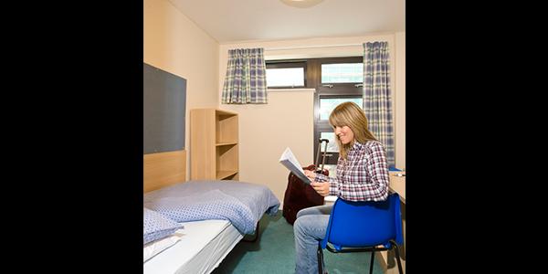 habitación individual estudiantes