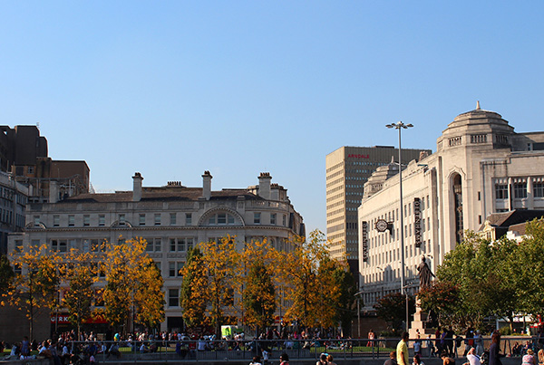 Manchester centro