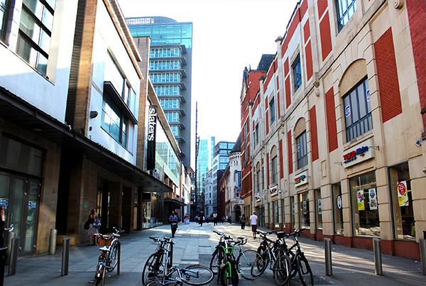 Manchester centro (II)