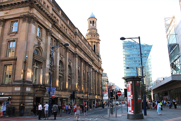Manchester centro (III)