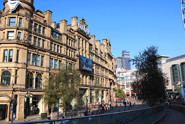 Manchester centro (IV)