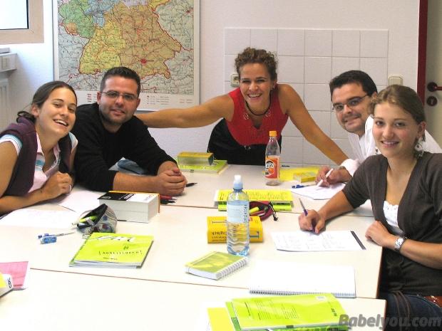 Aprendiendo en Munich