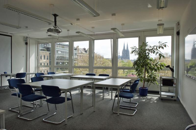 Instalaciones escuela de Munich