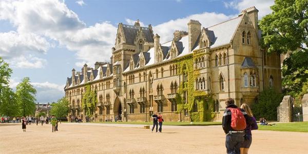 La universidad de Oxford