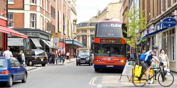 Calles de Oxford