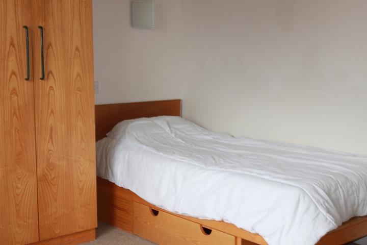 Habitacion individual-Trinity College Residence