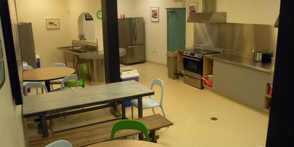Cocina y comedor - Vantaggio State Residence
