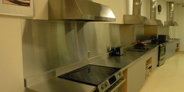Cocina - Vantaggio State Residence