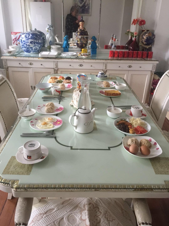 Almuerzo en familia