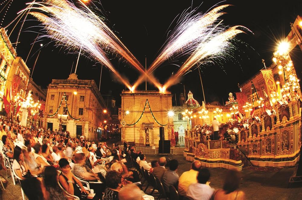 Maltese Village Festa