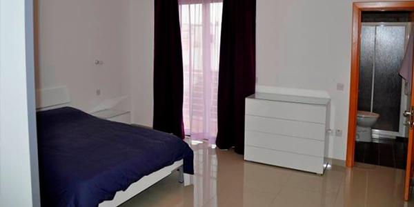 dormitorio apartamento individual