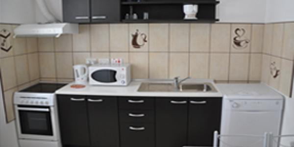 cocina apartamento malta