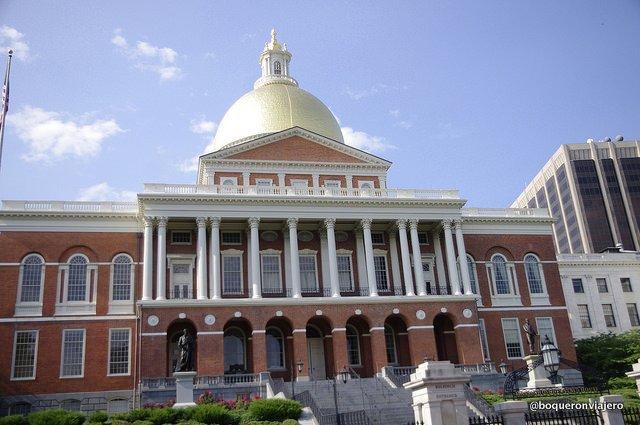State-House-en-Boston - Freedom Trail