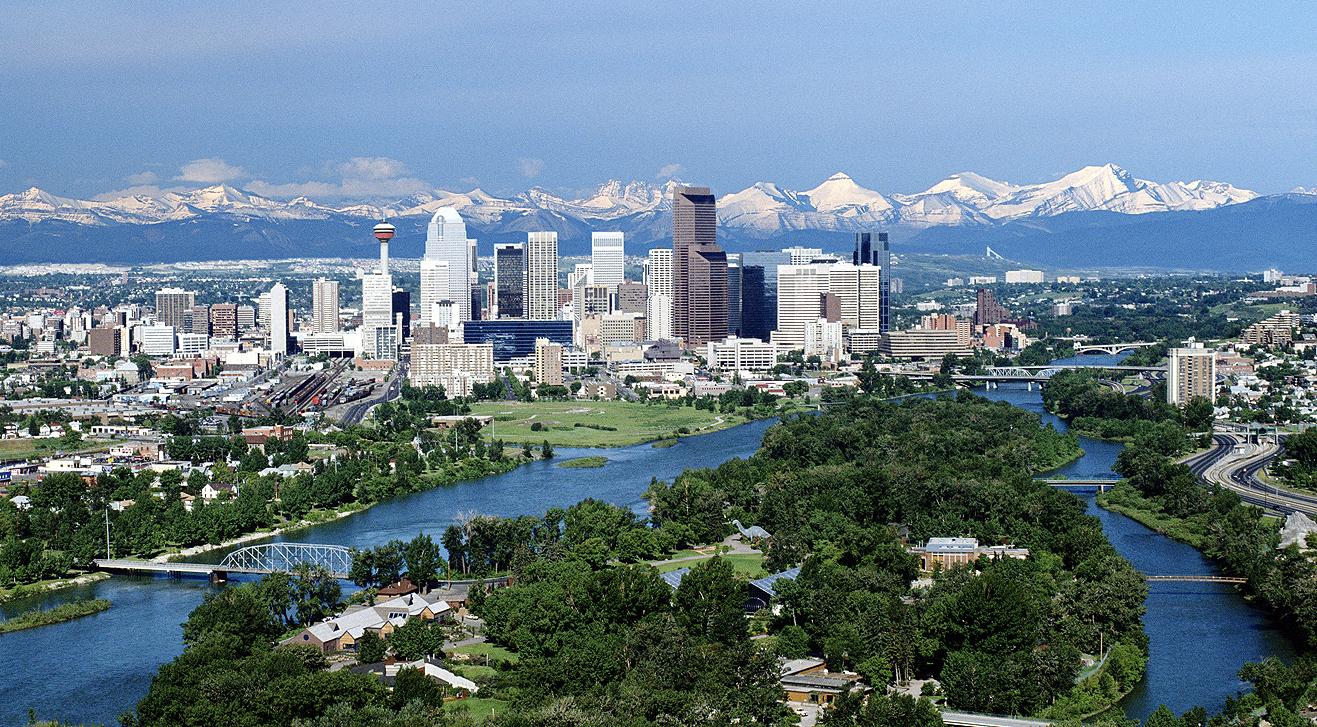 Calgary Ciudad