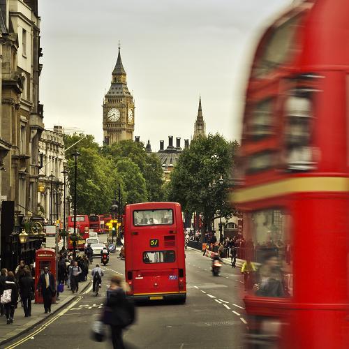 bus London Big-Ben2