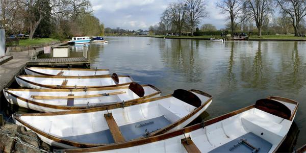 Embarcadero de Stratford upon Avon