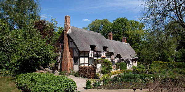 Casa antigua de Stratford
