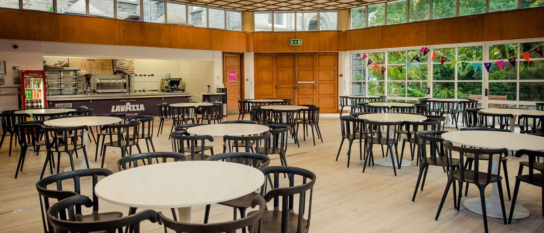 Cafetería de campus
