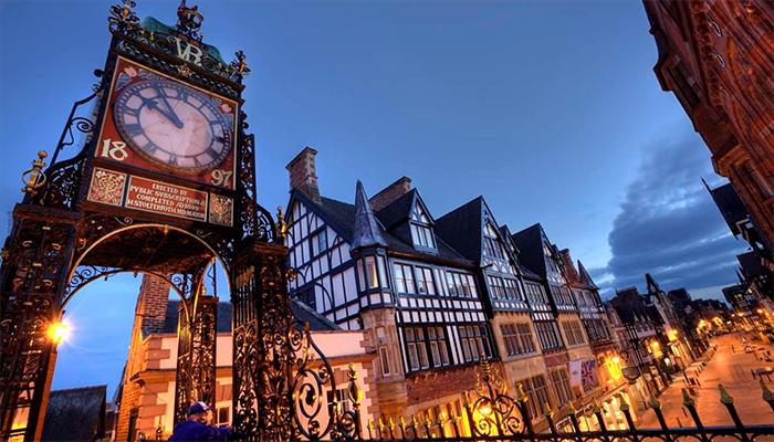 Reloj de Chester