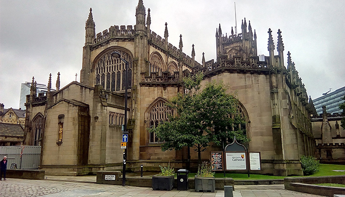 Catedral de Manchester