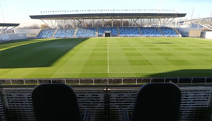 Estadio del Manchester City Academy
