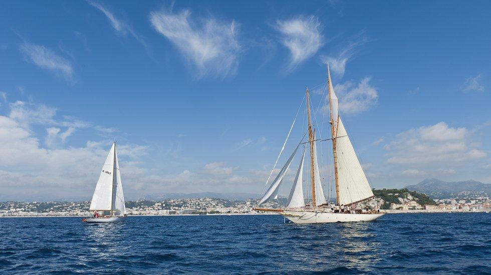 La Costa Azul de Niza