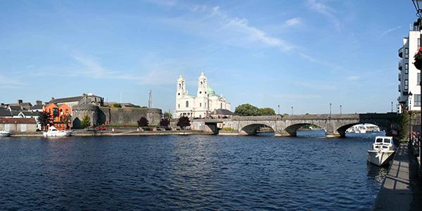 La ciudad de Athlone